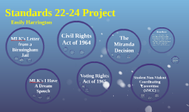 Standards 22-24 Project