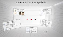 Copy of Raisin In the Sun Symbols