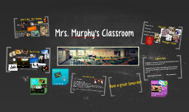 (RE11) Mrs. Murphy's Classroom