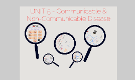 Unit 3 - Disease Transmission