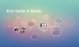 Eric Carle-A Study