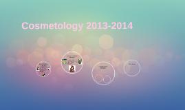 Cosmetology 2013-2014