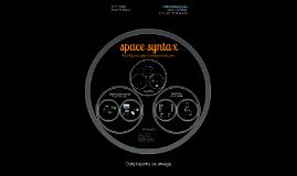 Space Syntax - konfiguracyjna teoria przestrzeni
