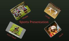 sports prezi