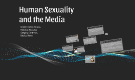 Human Sexuality and the Media
