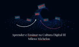 Aprender e Ensinar na Cultura Digital III