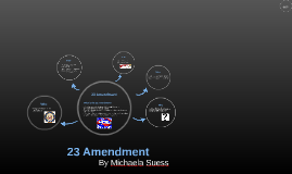 23 Amendment
