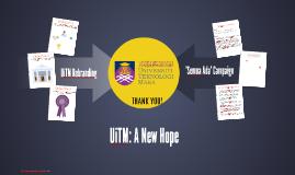 UiTM Rebranding Campaign