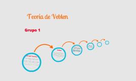 Copy of Teoría Psicosocial de Veblen