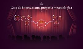 Peça Casa de Bonecas: uma proposta metodológica para