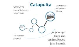 Proyecto catapulta