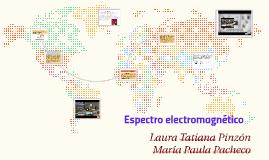 Espectro electromagnatico