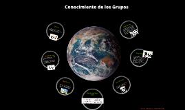 Conocimiento de los Grupos
