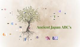 Copy of Ancient Japan