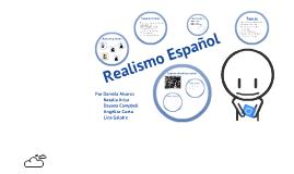 Copy of Realismo Español