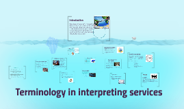 Copy of Translation and interpreting services