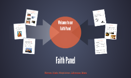 Copy of Faith Panel