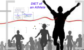 A diet for an Athlete