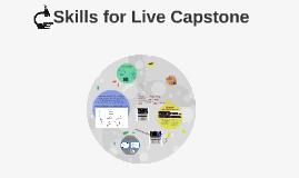 Skills for Live Capstone (week 8)