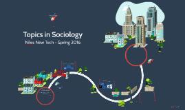 Topics in Sociology