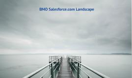 BMO Salesforce Landscape