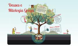 Copy of Copy of Deuses e Mitologia grega