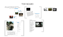 The Board - Entry 1