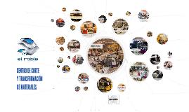 El Roble: Centro de corte y transformación de materiales