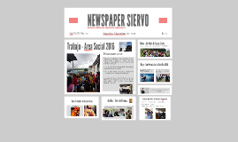 NEWSPAPER SIERVO