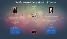 Transformation of Thought - Fredrich Nietzsche