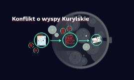 Konflikt o wyspy Kurylskie