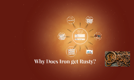 Why does Iron get rusty?