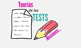 Introducción a la Teoria del Test