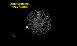 Copy of Copy of PROPUESTA DE ASISTENCIA TECNICA PEDAGOGICA