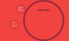 Inter-War