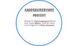 Aarderijkskunde project