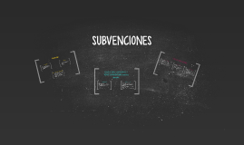 Copy of SUBVENCIONES