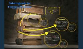 Tipos de Interpretaciones de Fuentes Históricas