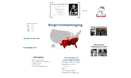 Martin Luther King Jr. und die Bürgerrechtsbewegung