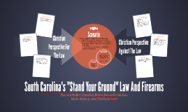 "South Carolina's ""Stand Your Ground"" Law And Firearms"