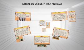 ETNIAS DE LA COSTA RICA ANTIGUA