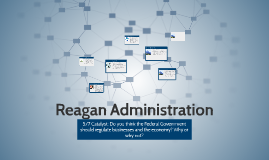 Reagan Administration