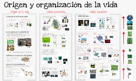 Tema 2.- Origen y organización de la vida