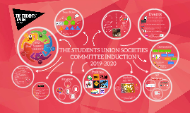 THE STUDENTS' UNION SOCIETIES COMMITTEE INDUCTION 2019-2020