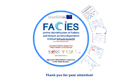 FACIES: online identification of Failure and Attack on interdependent Critical InfrastructurES