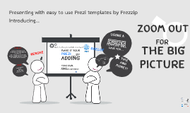 Copy of TEMPLATE - Presenting with Prezzip