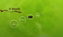 G-Snacks