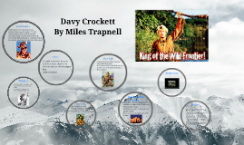 Davey Crockett King of the Wild Frontier