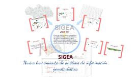 Presentación SIGEA