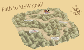 Path to MSW gold